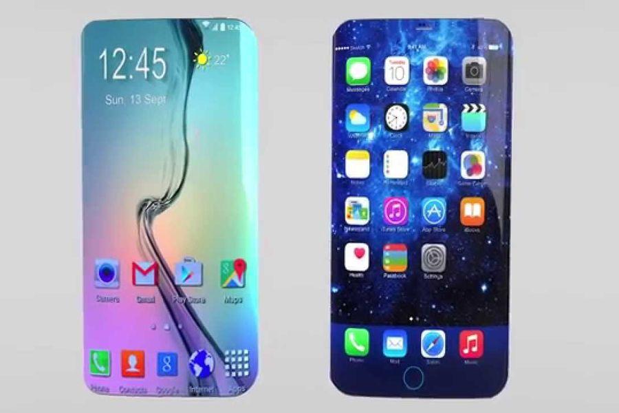 Mesut G Designs представляет концепт Galaxy S7 Edge