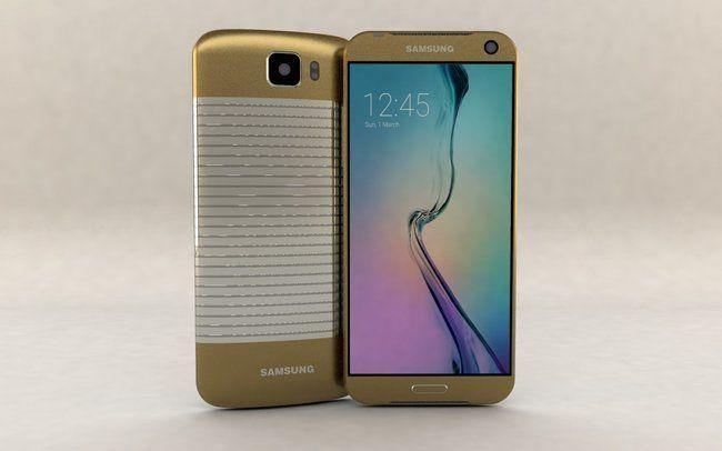 Хасан Каймак представил свой концепт Samsung Galaxy S7