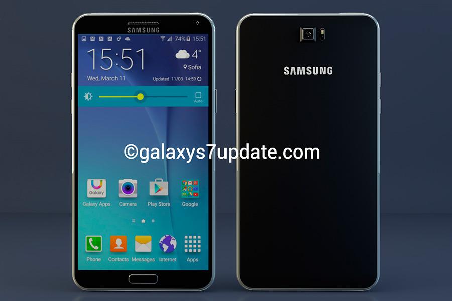 Риши Рамеш и его дизайн-концепт Samsung Galaxy S7