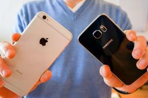 Samsung Galaxy S7 vs iPhone 6s: почти в 2 раза мощнее!