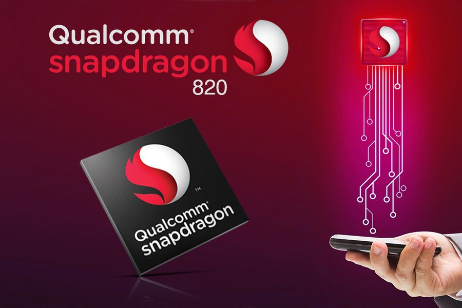 Смартфоны на Qualcomm Snapdragon 820 - Vivo Xplay 5S
