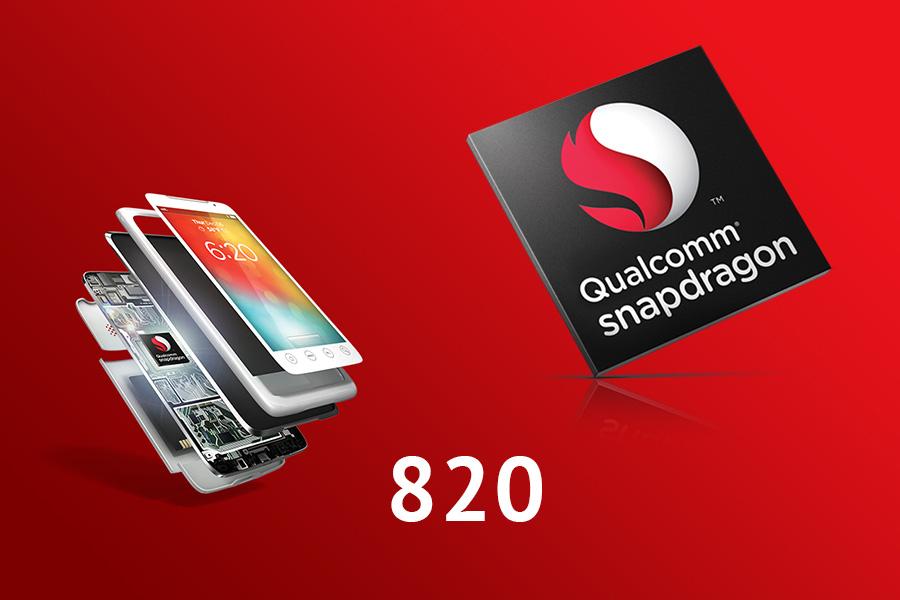 Технические характеристики Qualcomm Snapdragon 820