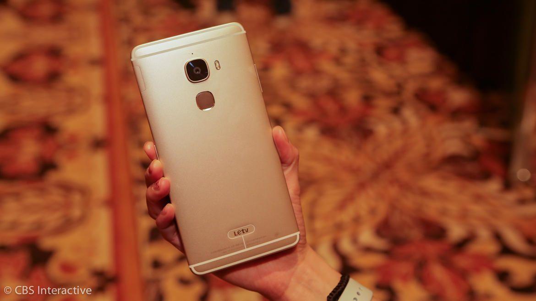 LeTV Le Max Pro - первый смартфон на Snapdragon 820