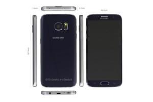 "Размеры Samsung Galaxy S7 и Galaxy S7 Edge: все точки над ""i"""