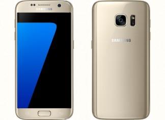 Samsung Galaxy S7 32Gb SM-G930F LTE Gold Platinum (золотистый)