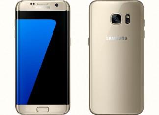 Samsung Galaxy S7 32Gb SM-G935F LTE Gold Platinum (золотистый)