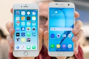 "Samsung Galaxy S7 vs Apple iPhone 6s: 15 преимуществ ""корейца"""