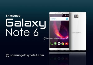Samsung Galaxy Note 6 - второй флагман 2016 года из Южной Кореи