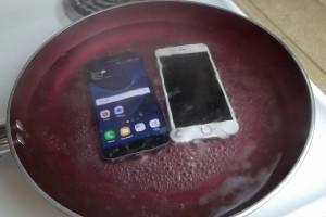 Жесточайший краш-тест Samsung Galaxy S7 Edge!