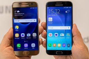 "Samsung Galaxy S7 vs Galaxy S6: ""новичок"" против ""старичка"""