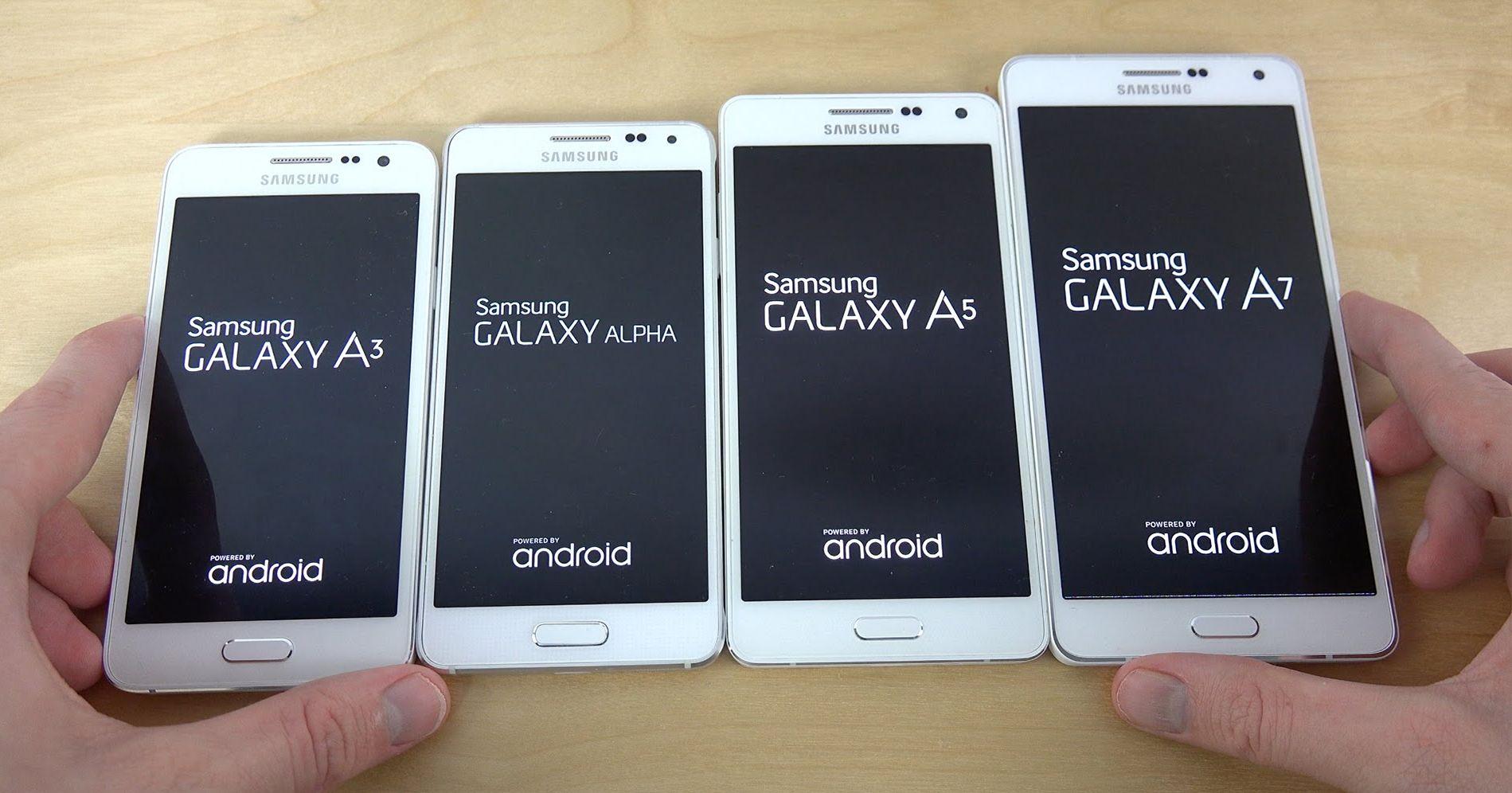 Утечка данных Samsung Galaxy A4