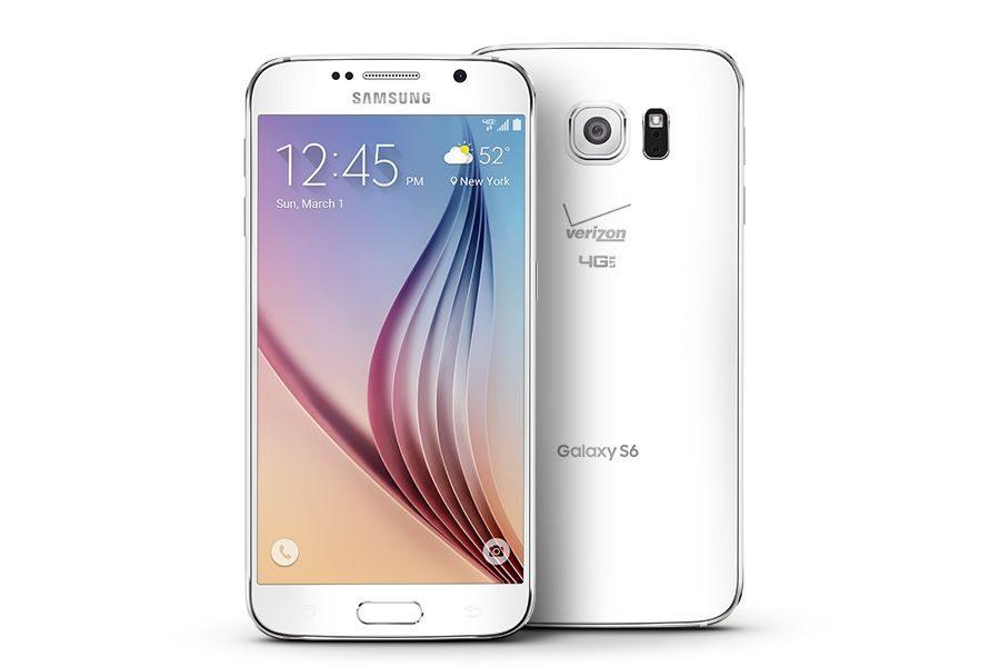 Samsung Galaxy S6 SM-G920V - вариант для оператора Verizon, США