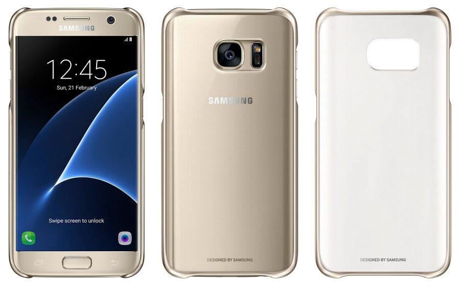 Клип-кейс Samsung Clear Cover
