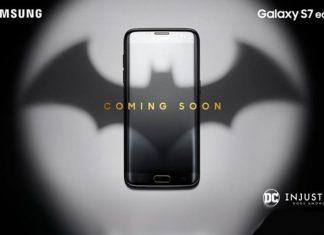 Samsung Galaxy S7 Edge Batman Edition - для ценителей комиксов