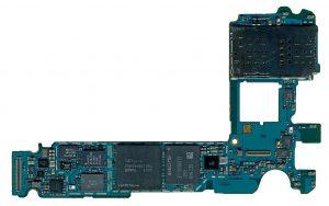 Системная плата Samsung Galaxy S7 Edge