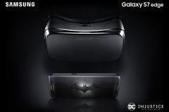 Samsung Galaxy S7 Edge Injustice Edition представлен официально