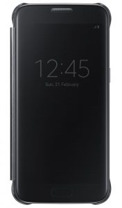 Чехол-книжка Samsung Clear View Cover черный