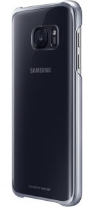 Клип-кейс Samsung Clear Cover черный