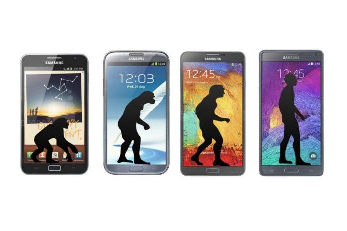 Samsung Galaxy Note 6 как