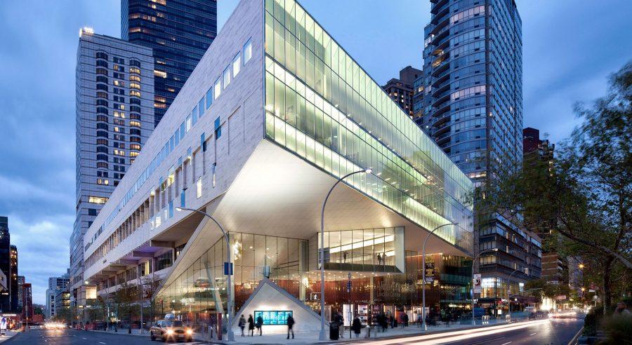 Alice Tully Hall в Lincoln Center: здесь будет проходить презентация Samsung Galaxy Note 7