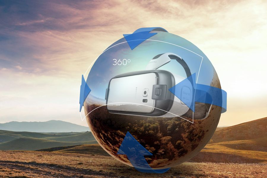 Корейцы представят Samsung Gear VR3 с поддержкой USB Type-C