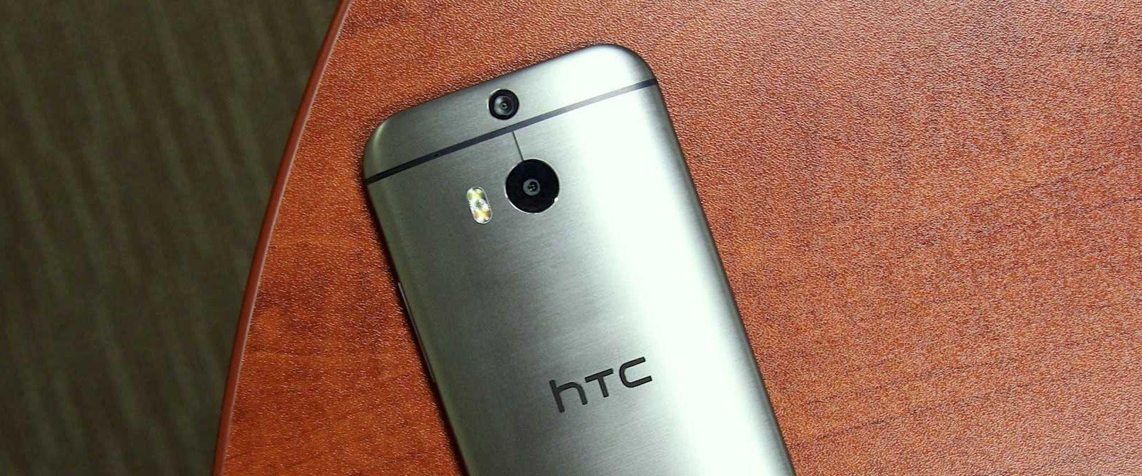 Дополнительная камера HTC One M8