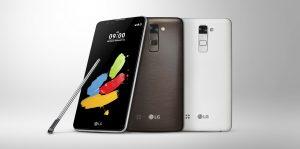 LG Stylus 2