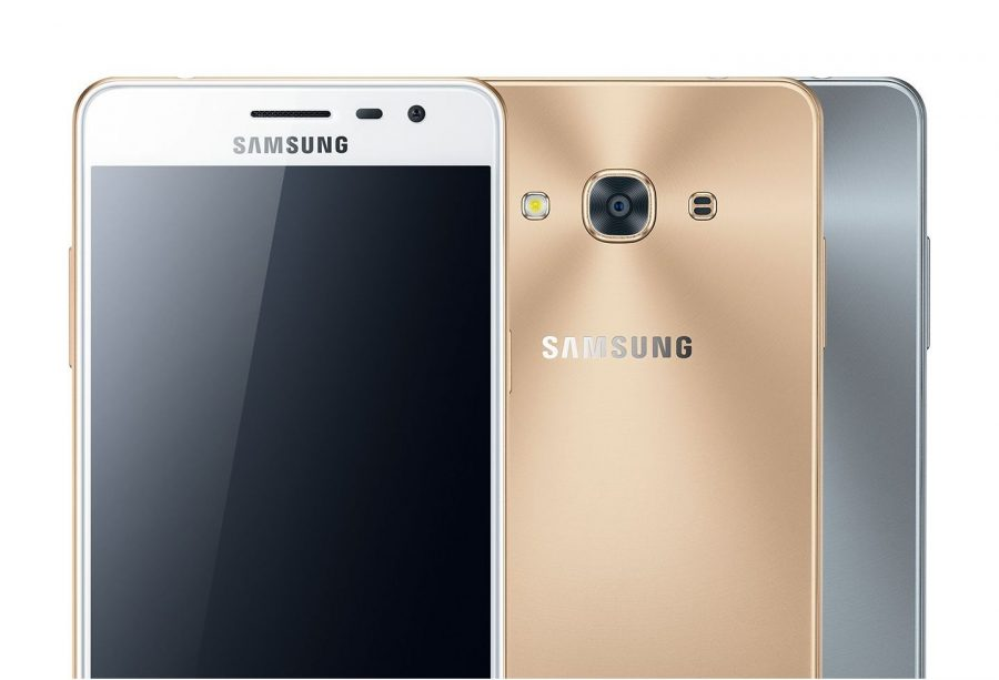 Цвета Samsung Galaxy J3 Pro