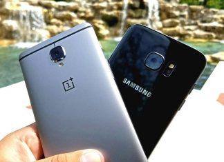 OnePlus 3 не смог обойти Apple iPhone 6s и Samsung Galaxy S7
