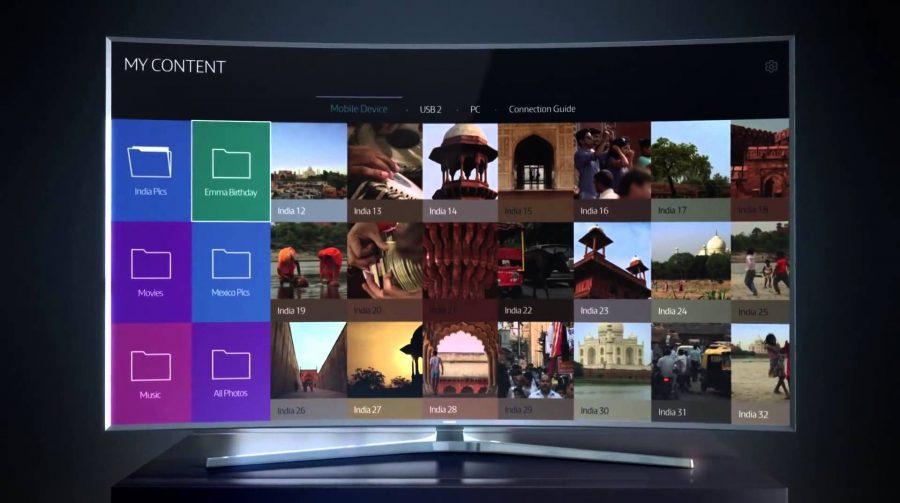 Платформа Samsung TV на основе ОС Tizen