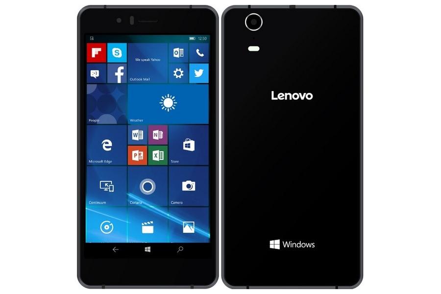 Lenovo SoftBank 503LV - недорогой смартфон на базе Windows 10