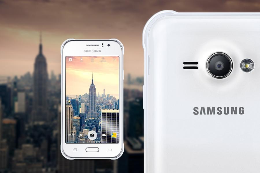 Samsung Galaxy J1 Ace Neo: компактный