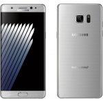 "Samsung Galaxy Note 7 Silver Titanium (""серебристый титан"")"