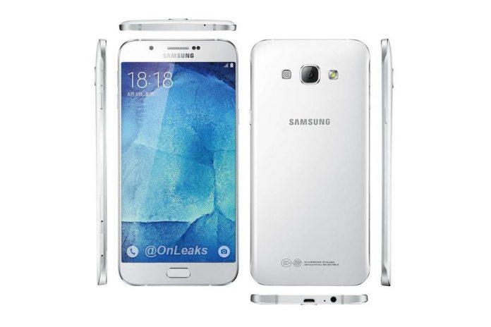 Ближе к осени корейцы представят тонкий Samsung Galaxy A8 (2016)