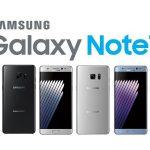 Прошивка Samsung Galaxy Note 7 будет базироваться на Android 7.0