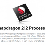 Snapdragon 212