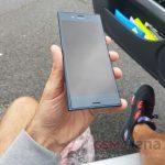 Дизайн Sony Xperia XR