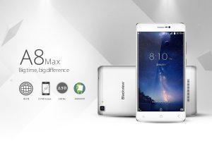 Blackview A8 Max: для тех, кому нужен просто хороший смартфон
