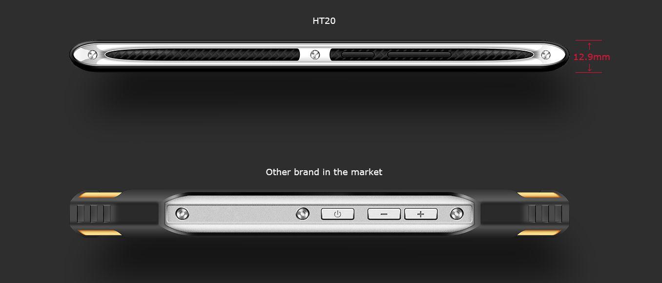 Технические характеристики HomTom HT20