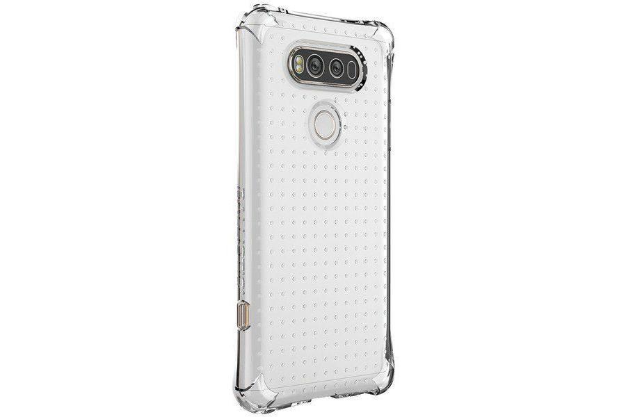 Еще одно фото LG V20 - вид сзади