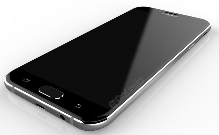 Смартфон Samsung Galaxy A8 (2016) будет выпущен до конца года