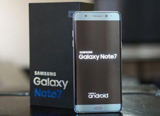 Samsung не справляется с объемом заявок на предзаказ Galaxy Note 7