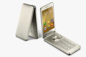 Краткий обзор смартфона-раскладушки Samsung Galaxy Folder 2