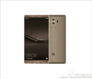 Huawei Mate 9 dark gold - темное золото
