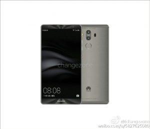 Huawei Mate 9 gray - серый
