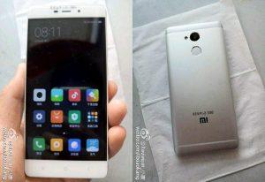 Характеристики и фото Xiaomi Redmi 4 стали известны утечке в TENAA
