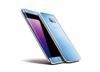 Samsung Galaxy S7 Edge Blue Coral поможет поправить дела компании