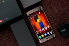 "В Китае ""незаметно"" представили улучшенный Huawei Mate 9 Pro"