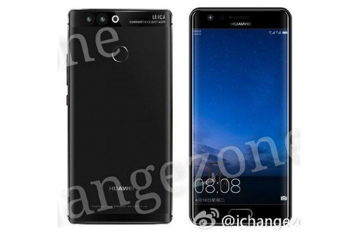 Каким будет Huawei P10: новые утечки