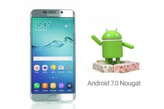 Замечено обновление прошивки Samsung Galaxy S6 до Android 7.0 Nougat